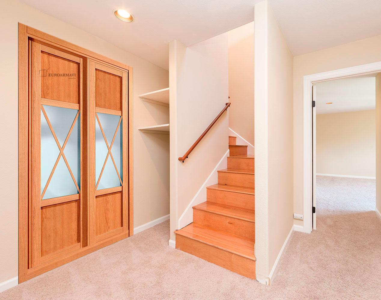 Armarios para pasillos muebles estrechos para espacios - Armario pasillo ...