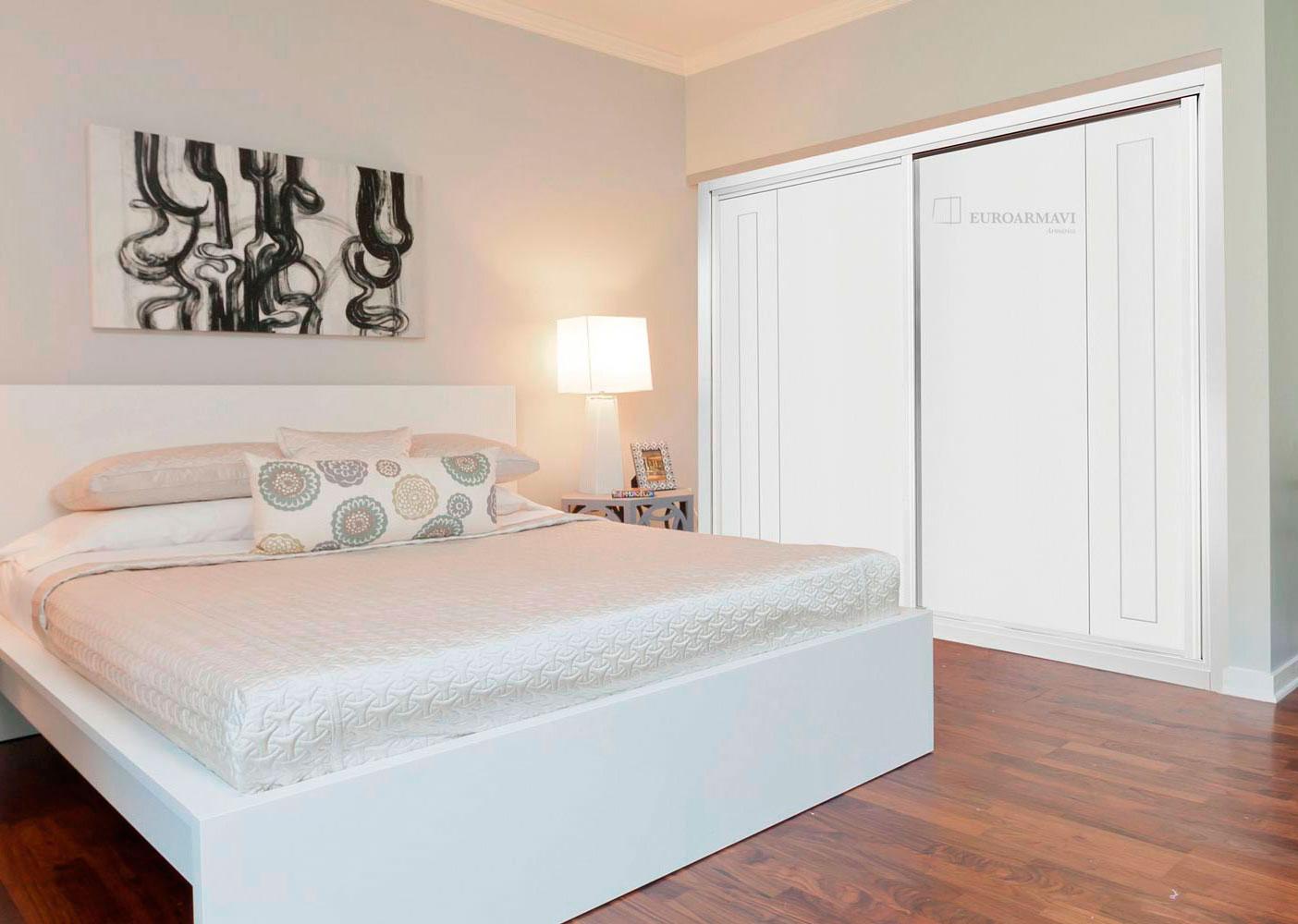 Euroarmavi - Armario dormitorio blanco ...